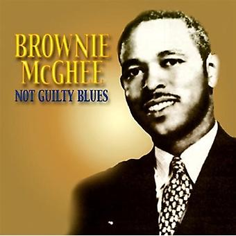 Brownie McGhee - Not Guilty Blues [CD] USA import