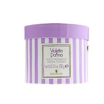 Borsari 'Violetta Di Parma' talk poeder 3.53 oz/100 g nieuw In doos