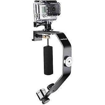 Gimbal (mechanical) Mantona Schwebestativ 1/4 Black