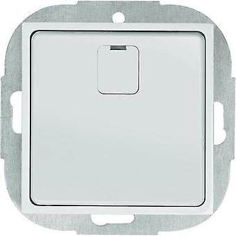 Sygonix Accessories Shutter switch SX.11 Sygonix white, (glossy) 33592X