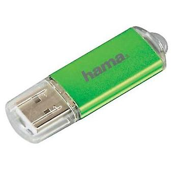 USB stick 64 GB Hama Laeta Green 104300