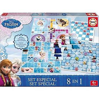 Educa Frozen Special September 8 In 1 (Kids , Toys , Table games , Others)