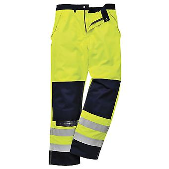 Portwest FR62 Hi-Vis Multinorm Trousers