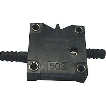Pressure sensor 1 pc(s) Delta HPS-503/SERIE A 0.25 mbar up to 1.25 mbar 1 maker (L x W x H) 25.4 x 25.4 x 9.9 mm