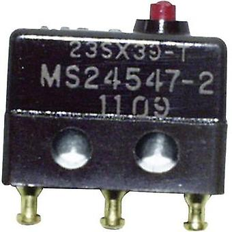 Microswitch 125 Vac 1 A 1 x On/(On) Honeywell 23SX39-T momentary 1 pc(s)
