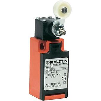 Limit switch 240 Vac 10 A Pivot lever momentary Bernstein AG I88-SU1Z AH IP65 1 pc(s)