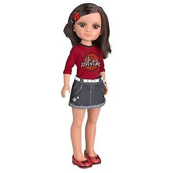 Nancy Nancy Nancy Brown Haar Casual Girl
