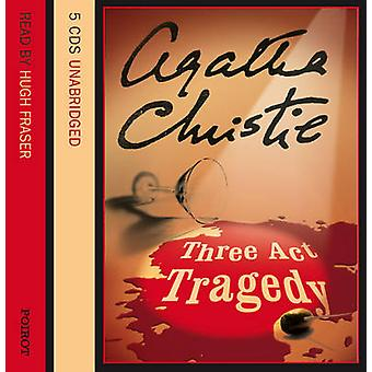 Three Act Tragedy 9780007154807