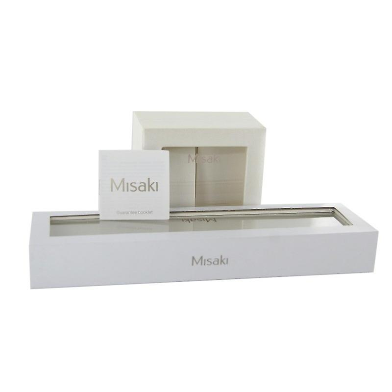 Misaki ladies clock watch steel QCRWDAWN