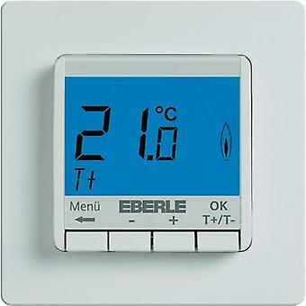 Room thermostat Flush mount 5 up to 30 °C Eberle FITnp 3R