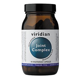 Viridian Complex Articulations Vegetable Capsules