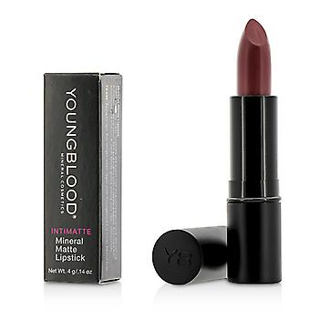 Rossetto opaco minerale Youngblood Intimatte - #Vamp 4G/0,14 oz