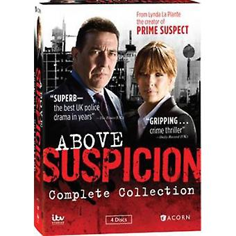 Above Suspicion: Complete Collection [DVD] USA import