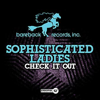 Sophisticated Ladies - Check It Out USA import
