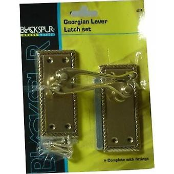 Georgian Lever Latch Set