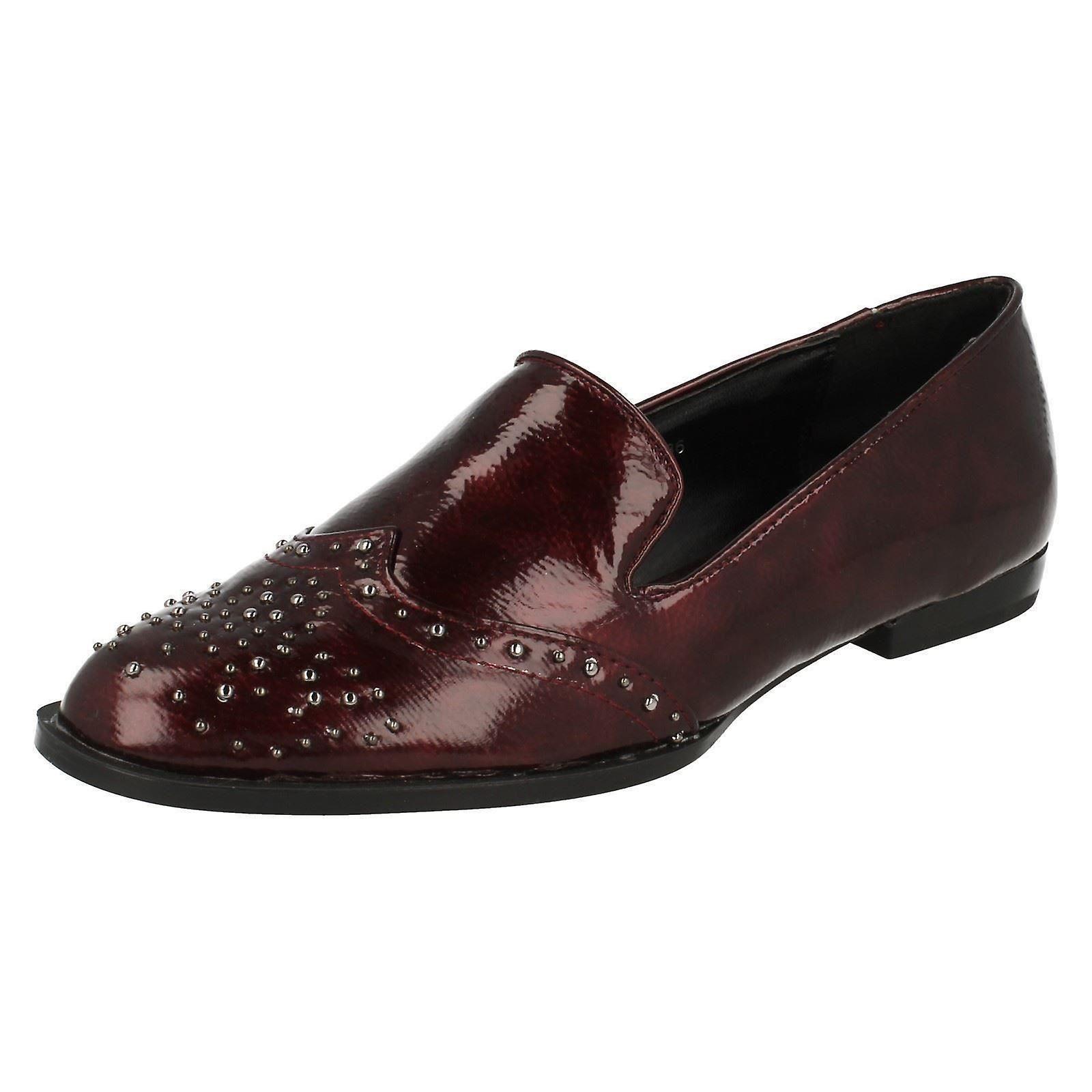 Ladies Spot il mocassino stile scarpa F80186 | Acquista  | Maschio/Ragazze Scarpa
