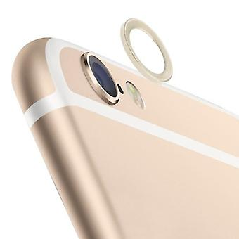 Camera protection protector ring for Apple iPhone 6 plus 5.5 gold