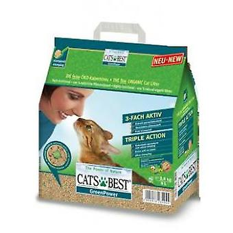 Cat's Best GreenPower (Cats , Grooming & Wellbeing , Cat Litter)