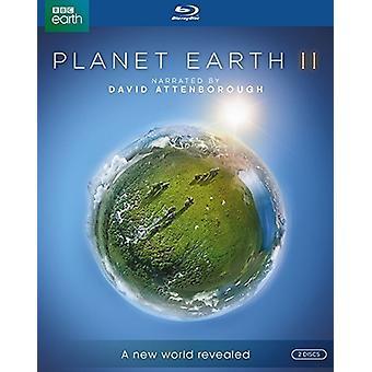 Planet Earth II [Blu-Ray] USA importieren