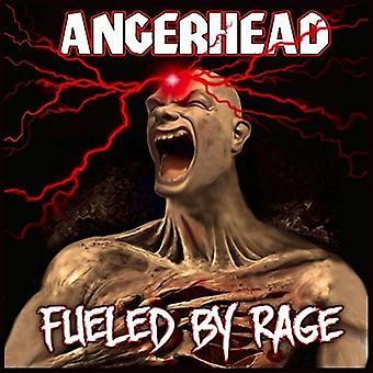 Angerhead - næret af vrede [Vinyl] USA import