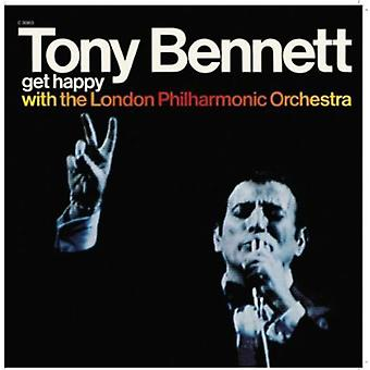 Tony Bennett - importación USA Get Happy [CD]