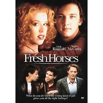 Fresh Horses [DVD] USA import