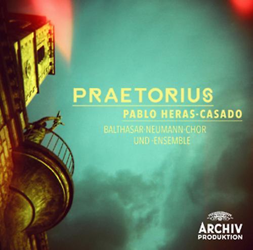 Heras-Casado/Balthas - Praetorius [CD] USA import