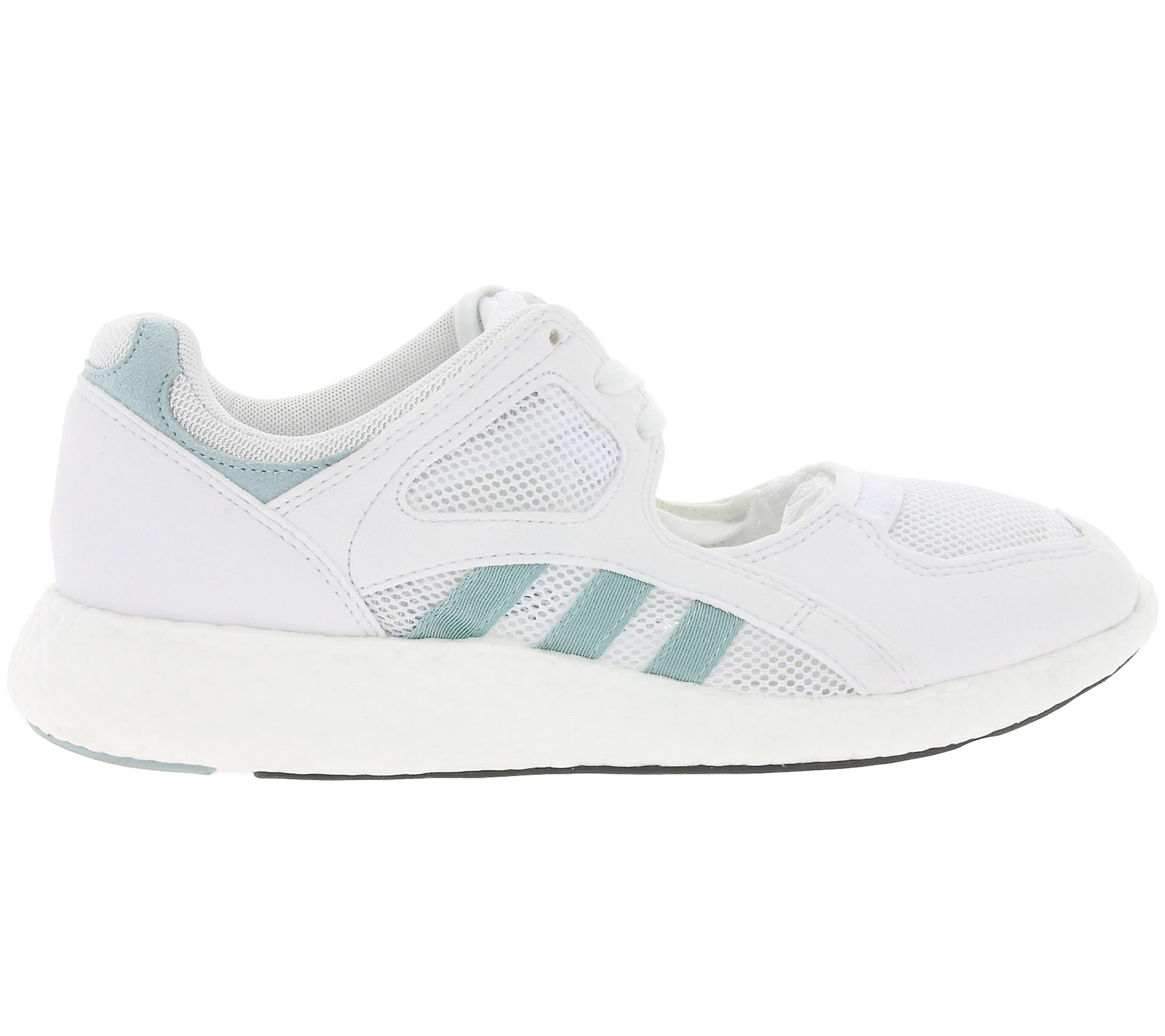 buy online a3663 bb491 adidas originals equipment racing 9116 W boost womens running shoes white  BA7570