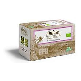 Aboca Alviolas Infusion 20 Bags (Dietetics and nutrition , Herbalist's , Infusions)