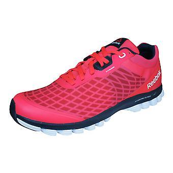 Reebok Sublite Super Duo voor heren Trainers / schoenen - rood