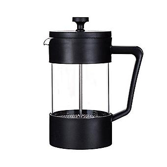 Grunwerg Cafe Ole Colours 1L Cafetiere Black