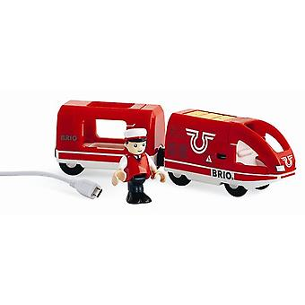BRIO Travel Rechargeable Train 33746