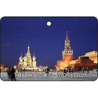 The Kremlin - Moscow Car Air Freshener