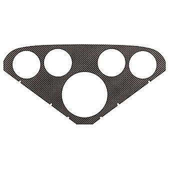 Auto Meter 2125 Carbon Fiber Look Faceplate