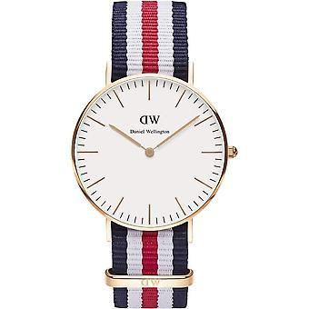 Daniel Wellington Ladies' Canterbury 36mm Uhr DW00100030