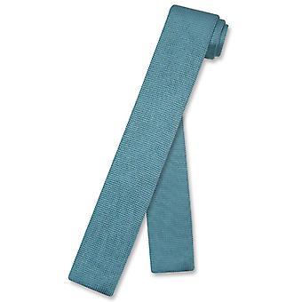 Biagio KNITTED Neck Tie Solid Men's Knit NeckTie