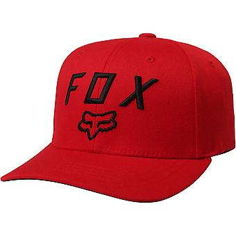 Fox Legacy Moth 110 Snapback Cap - Dark Red