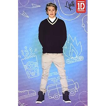 Une Direction - Niall - Pop Poster Print