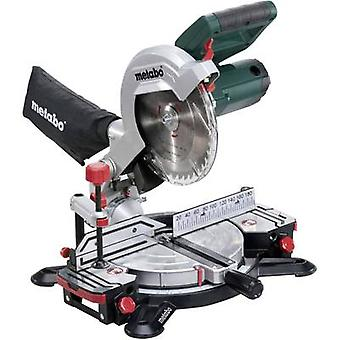 Metabo KS M 216 Lasercut Chopsaw 216 mm 30 mm 1