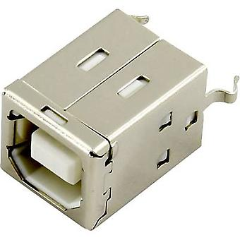 Socket, vertical vertical DS1099-01-WN0 Connfly Content: 1 pc(s)