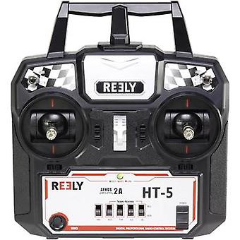 Reely HT-5 Handheld RC 2,4 GHz No. of channels: 5