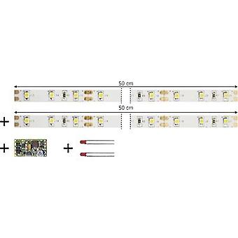 LED strip Directional, Dimmer, Switch + module Warm white