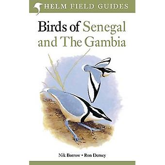Birds of Senegal and The Gambia by Nik Borrow