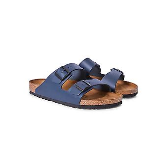 Birkenstock Classic Arizona Sandal Blue Leather