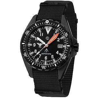 KHS MissionTimer 3 mens watch watches field automatic KHS. MTAFA.NB