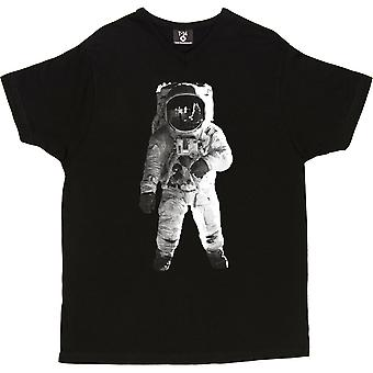 Buzz Aldrin Men's T-Shirt