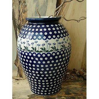 Gulv vase, højde 32 cm, tradition 11 Lausitz keramik - BSN 5078