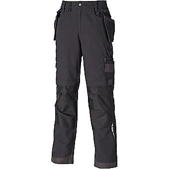Dickies para hombre Eisenhower Premium carga de ropa de trabajo pantalones negro EH34000