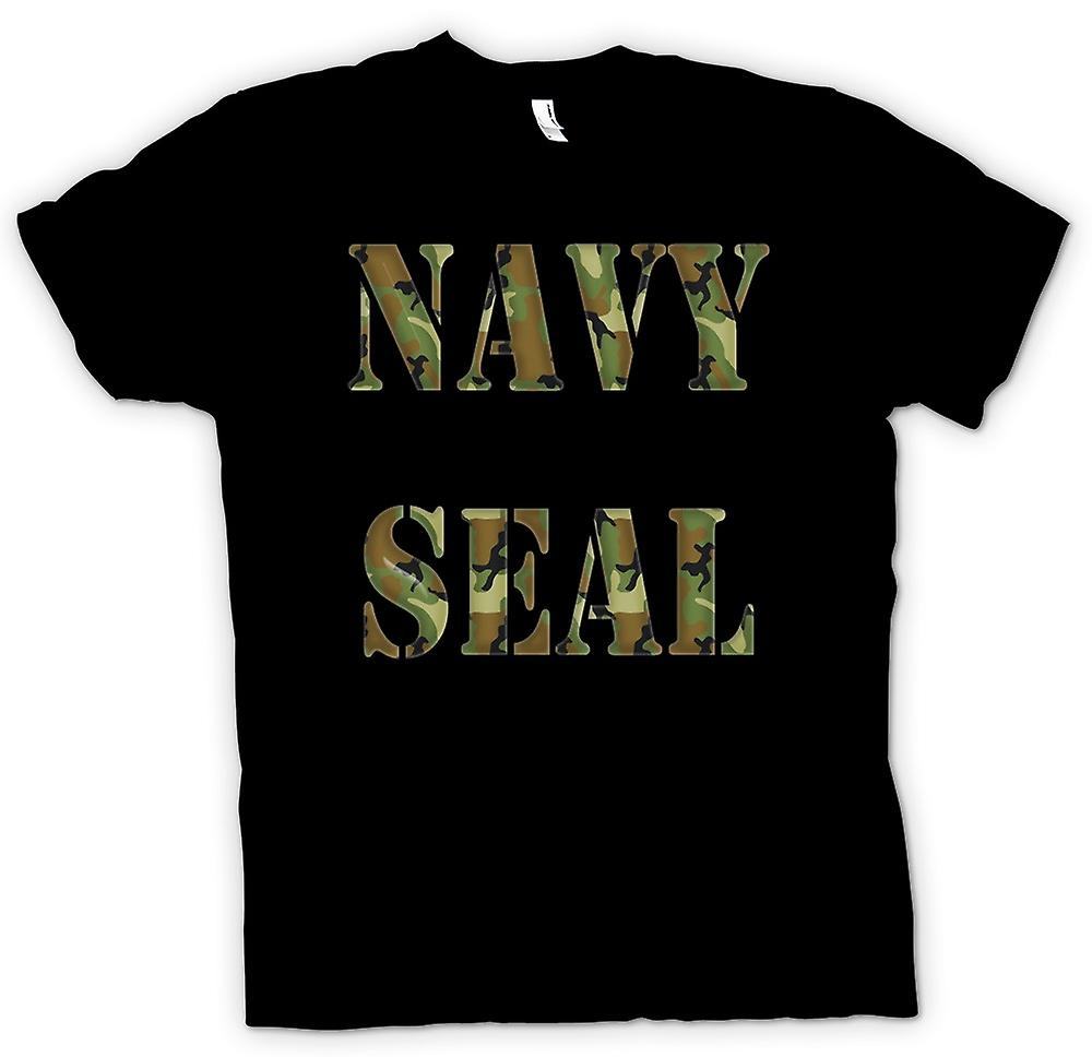 Mens T-shirt-U.S. Navy Seals Elite