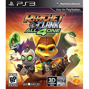 Ratchet und Clank All for One (PS3)